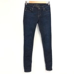 Big Star | Dark Denim Skinny Jeans